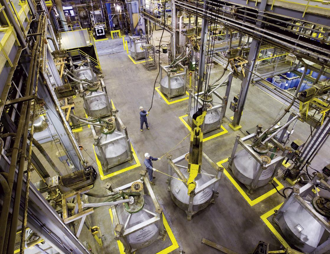 NRC Conventional Uranium Mills