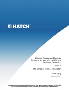 Hatch report cover