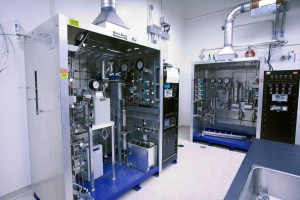 Hydrogen laboratory at CNL
