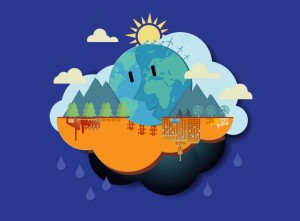 Image for Nuclear energy and climatechange