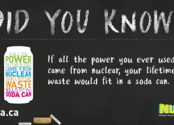Did You Know? Lifetime waste