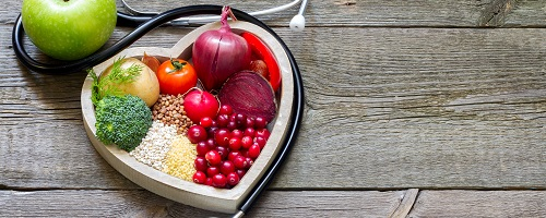 Heart-healthy food