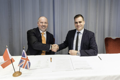 Image for Canadian and UK nuclear industries to collaborate on advancing nuclear technology for cleanenergy