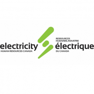 Electricity Human Resources Canada Logo