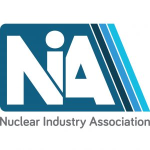 Nuclear Industry Association United Kingdom Logo