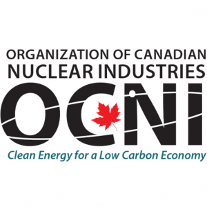 Organization of Canadian Nuclear Industries (OCNI) Logo