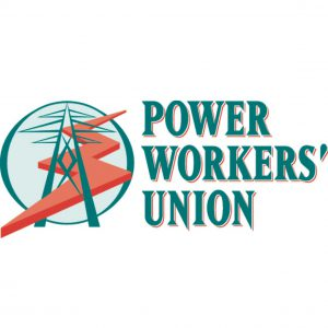 Power Workers' Union Logo